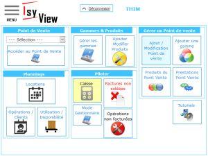 IsyView permet de gérer plusieurs points de vente (agences) #Logiciel Gestion #Locations saisonnières http://isyview.com/gestion-operationnelle/ Logiciel location saisonnière