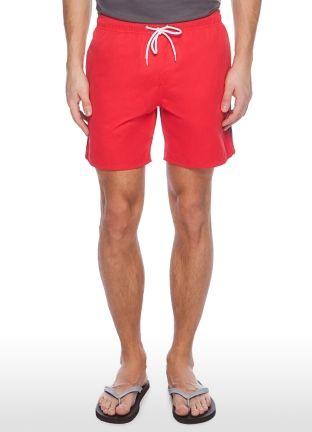 Плавательные шорты с декоративными вставками за 599р.- от OSTIN