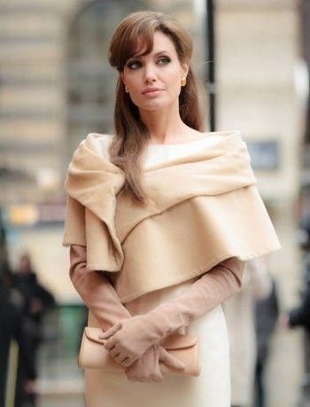 элегантный стиль Анджелины Джоли