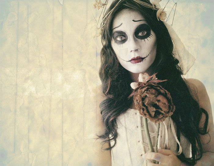 Masquerade Makeup, Linda Hallberg, Sweden