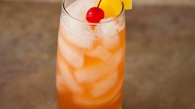 Fire up the tiki torches and have a tropically good time with a batch of these fun and fruity cocktails.