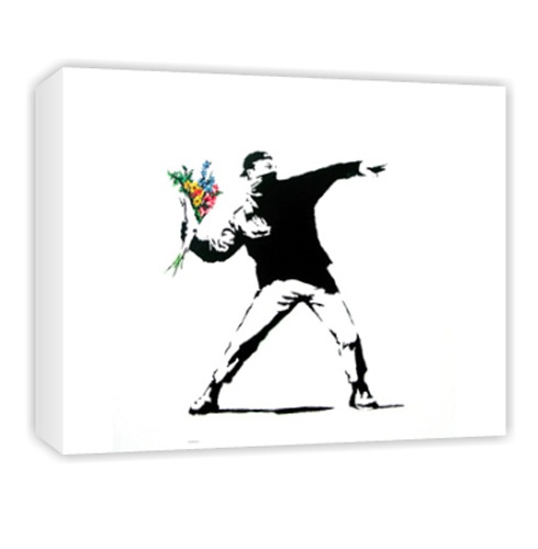 <3 Banksy