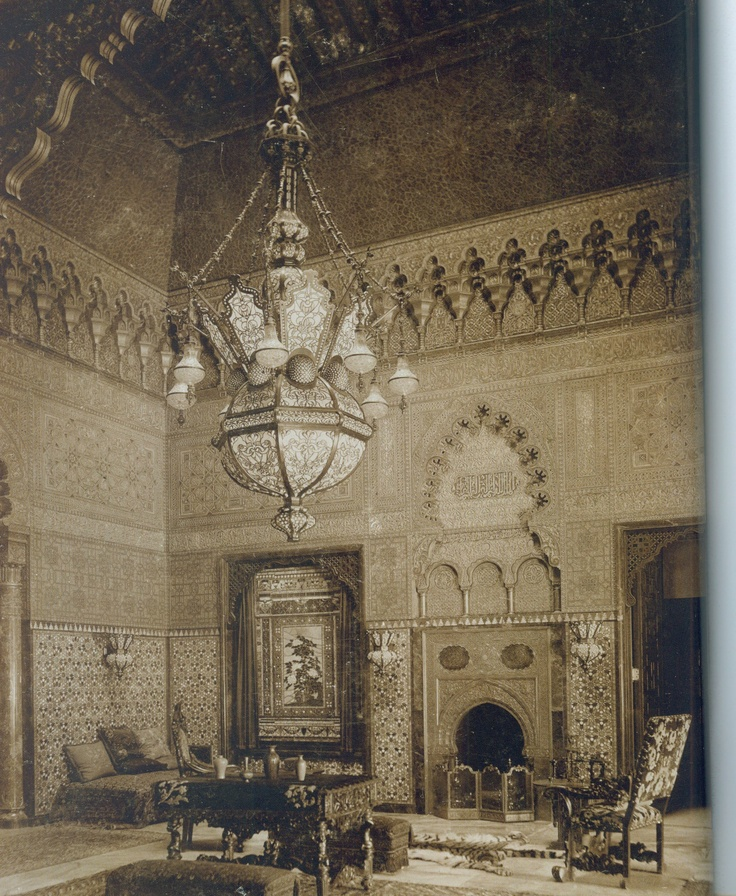 80 best demolished grandeur in the gilded age images on for Moorish homes