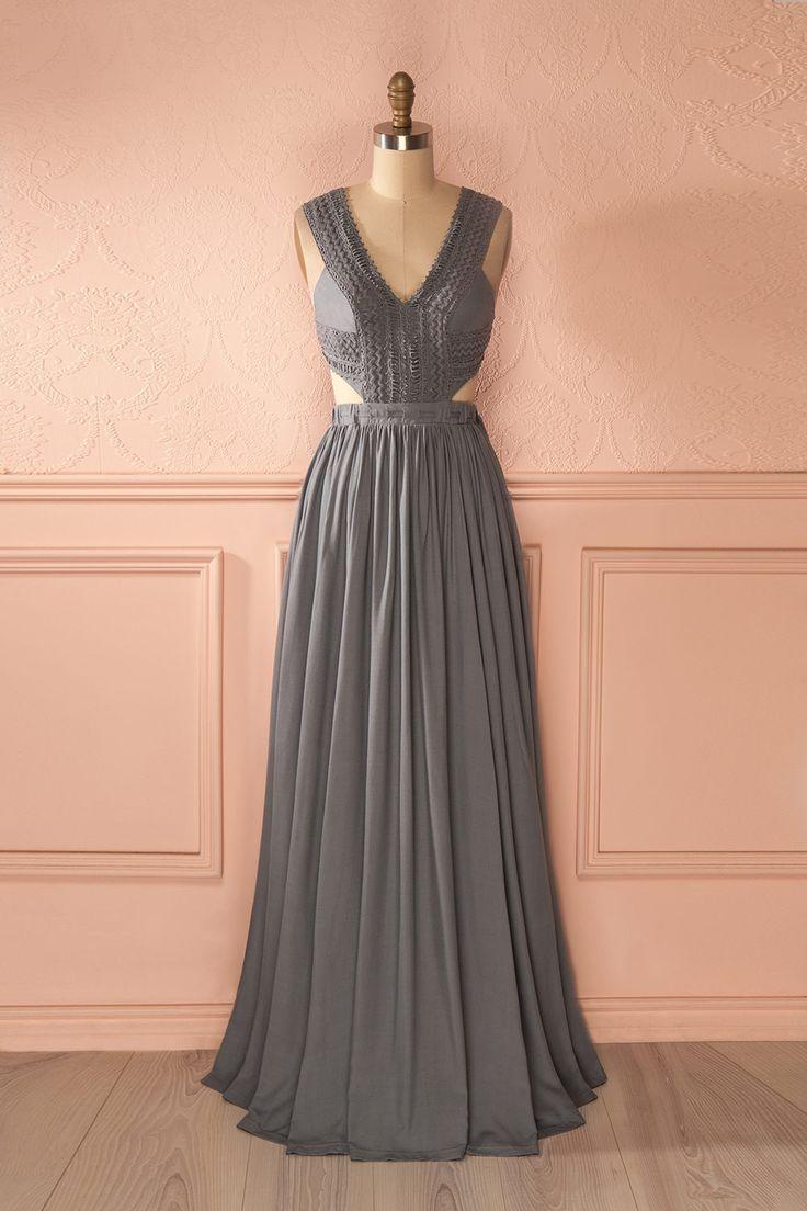 1000 ideas about grey maxi dresses on pinterest light. Black Bedroom Furniture Sets. Home Design Ideas