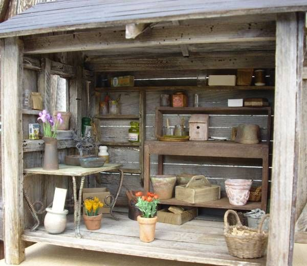 1584 best Miniatures images on Pinterest Doll houses, Dollhouse
