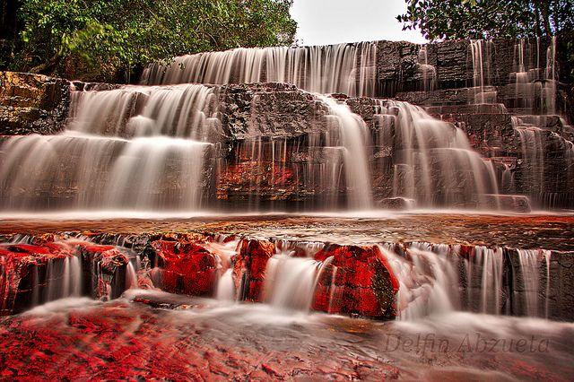 Quebrada de Jaspe Estado Bolivar Venezuela 7998313967_cfe5efc701_z