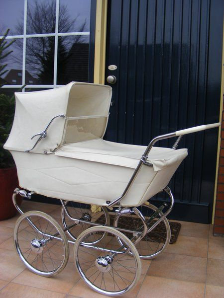 Vintage pram from Holland  My Aunt likes this one http://www.geojono.com/  There's so much to buy. http://www.geojono.com/