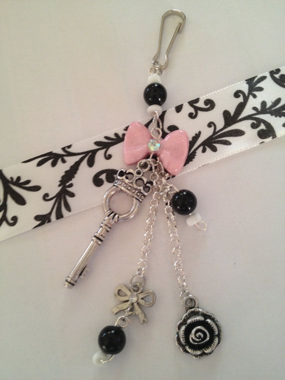 Japanese Fairy Kei Goth Lolita Bag Purse Charm Or By