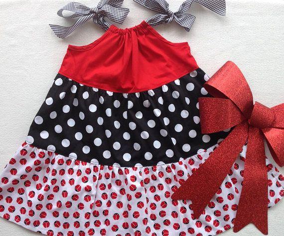 Girls size 3 vintage inspired summer dress
