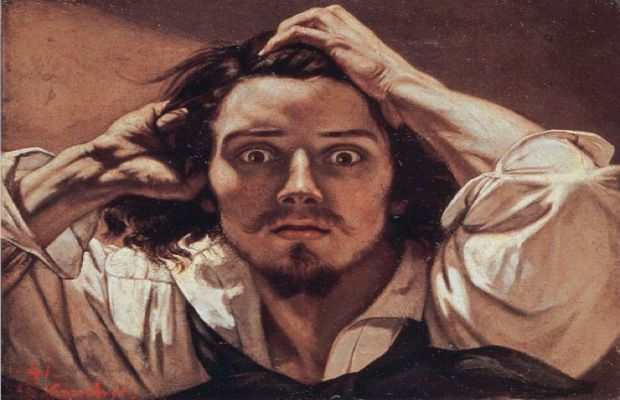 Gustave Courbet - Gallery: The 25 Coolest Artist Self-Portraits | Complex
