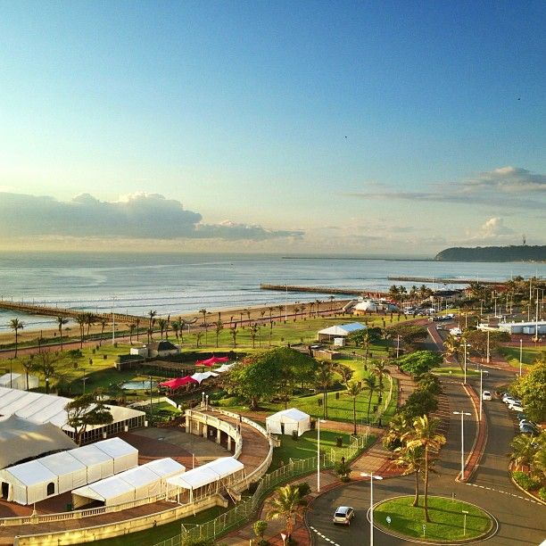 Durban, South Africa.  Photo by adventurouskate