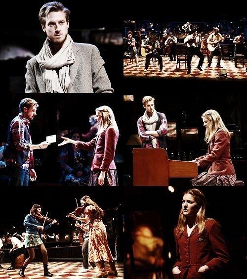 Once. Broadway. Arthur Darvill. Joanna christie