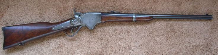 1860 spencer repeating rifle