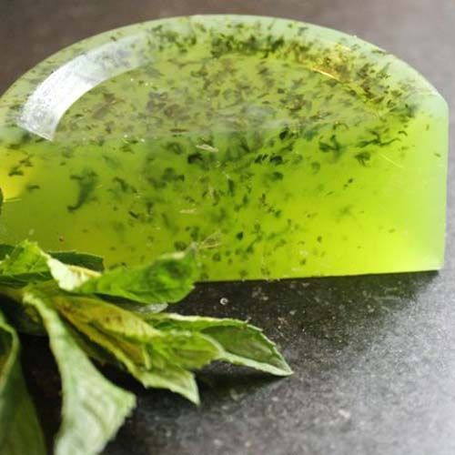 Natural & DIY Skin Care : Homemade Soap with Herbs and Citrus