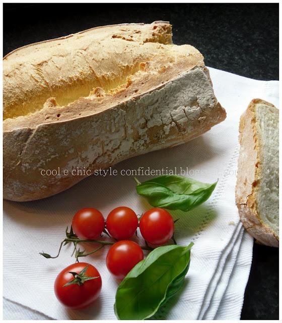 Minestra di pane e pomodoro