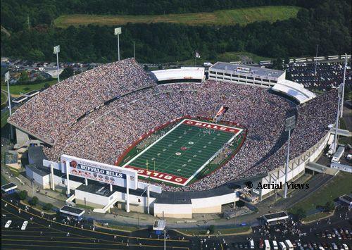 Ralph Wilson Stadium - Home of the Buffalo Bills