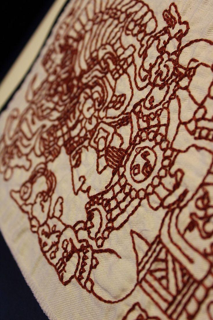 Ricamo Artwork Errebi