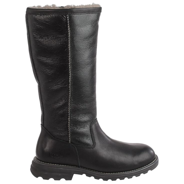 UGG® Australia Brooks Tall Leather Boots (For Women)