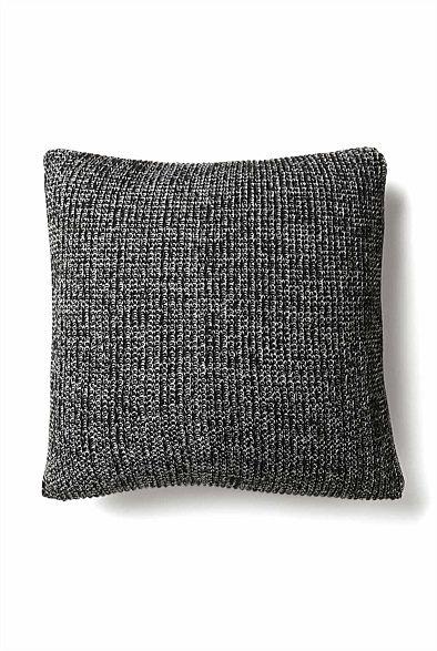 Knitted Two Tone Rib Cushion #witcherywishlist