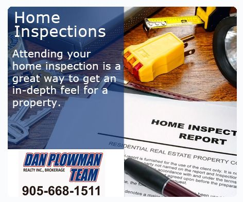 Scheduling your home inspection? Plan on attending the tour! #HomeTips #NewHome