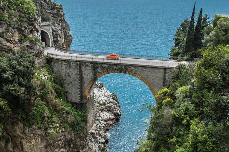 Roadtrips in Europa: 9 spektakuläre Autostrecken
