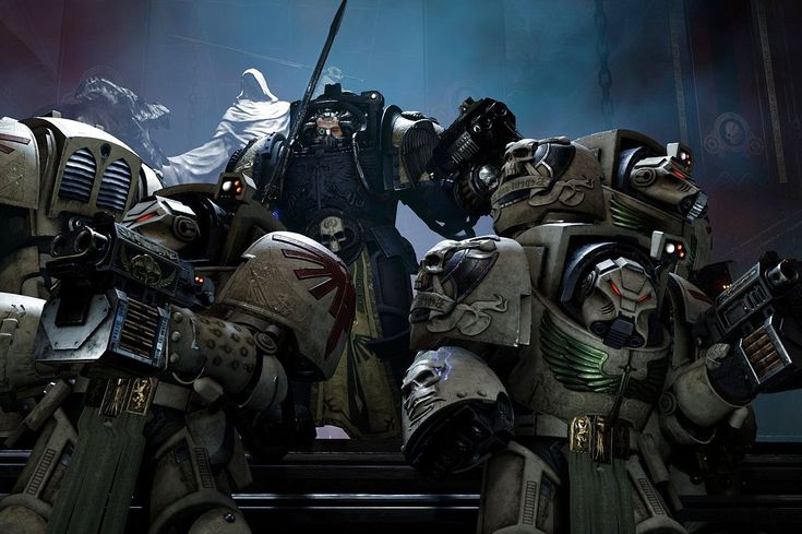 space hulk deathwing - Google Search