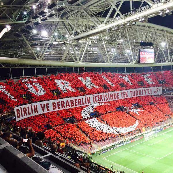 Helal olsun ultrAslan! #Türkiye #Galatasaray #ultrAslan