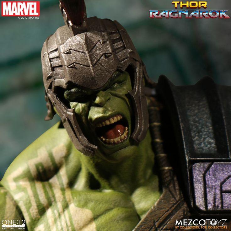 Thor Ragnarok Gladiator Hulk One:12 Collective Action Figure Coming Soon