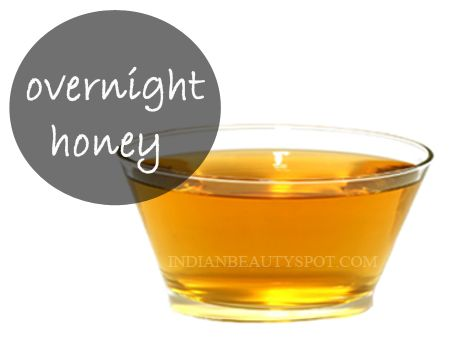 How to use honey overnight! - How to Get Rid of Split Ends:: Moisturizer:: Scar Lightener:: Soft Cuticles:: Beauty Tips using Honey:: How to use Honey:: Home Beauty:: DIY