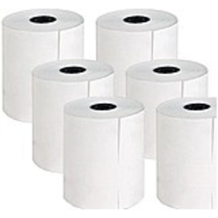 Star Micronics TRL-80-2 Thermal Label - 3.15 Width x 2 Length - 900 / Roll - Direct Thermal - 6 Pack