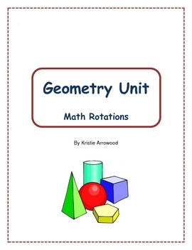 This Geometry pack contains 5 math rotations that are correlated with the new Common Core Standards for 3rd Grade.  However, the activities can be ...