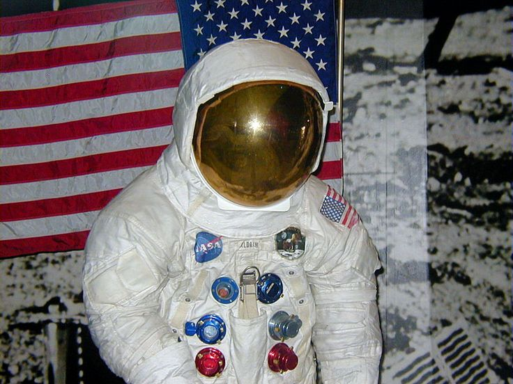 Buzz Aldrins' Apollo 11 suit