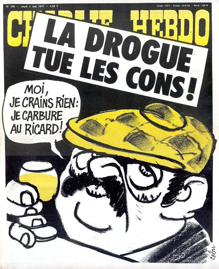 CHARLIE HEBDO 1977