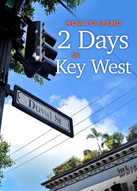 How to see the best of Key West in just two days. A picture perfect weekend in paradise.