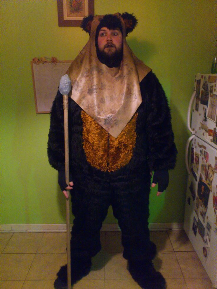 Giant Ewok Costume