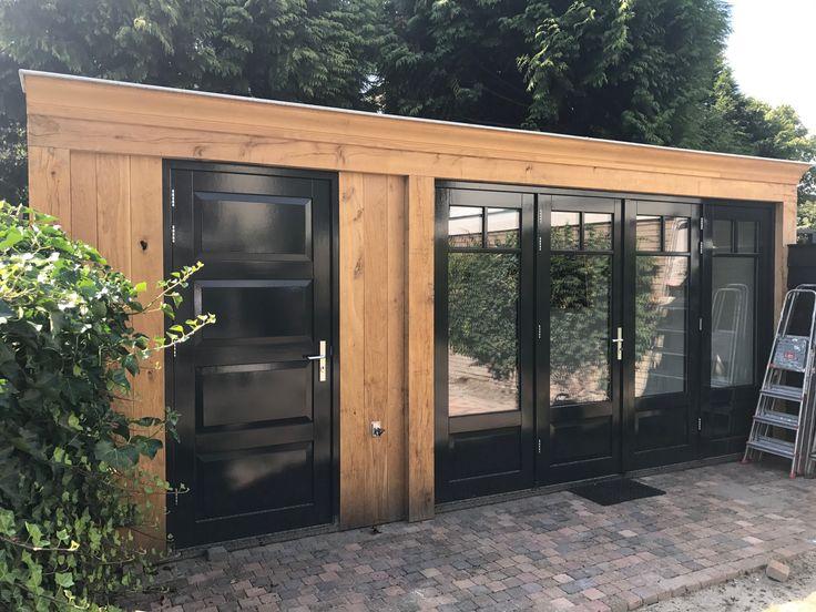 120 beste afbeeldingen van veranda berging overkapping carport houten bijgebouwen - Prieel buiten ...