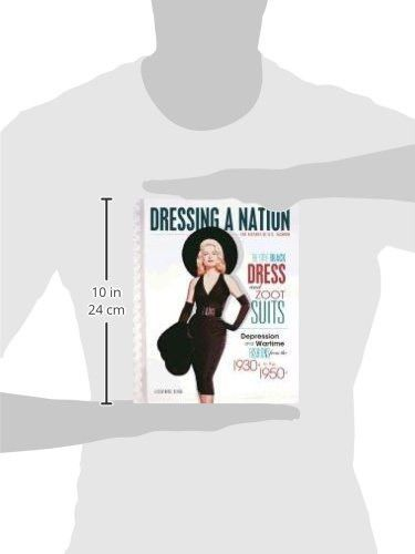 The Little Black Dress and Zoot Suits: Depression and Wartime Fashions from the 1930s to the 1950s (