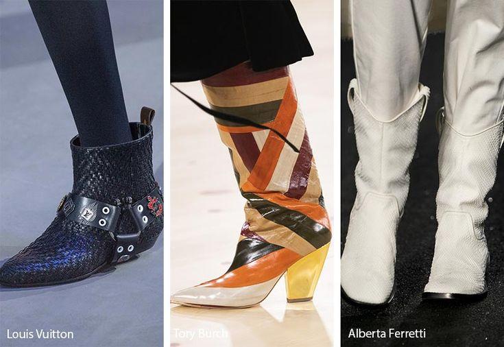 Fall/ Winter 2019-2020 Shoe Trends | Fall winter shoes ...