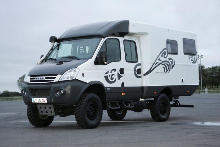 """Iveco daily """"x cap"""" barouder."""