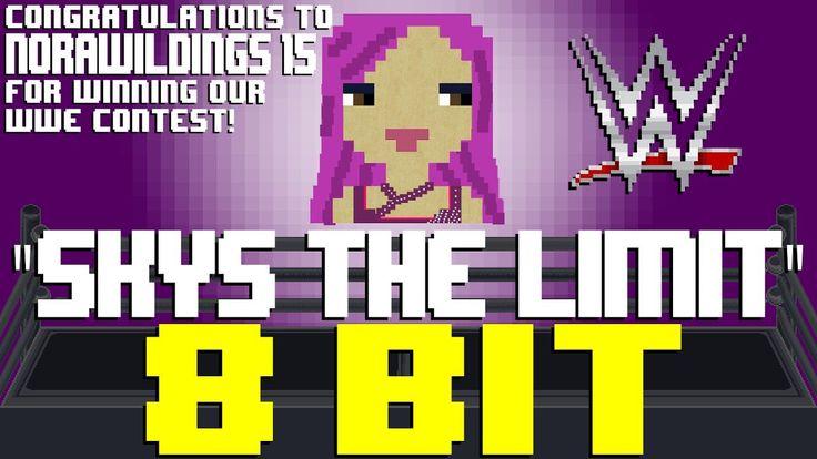 Skys The Limit (Sasha Banks WWE Theme) [8 Bit Tribute to CFO$] - 8 Bit U...