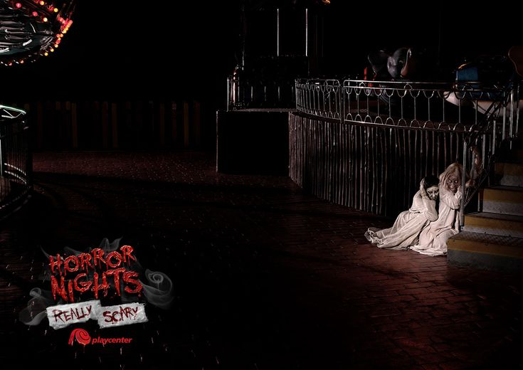 Playcenter: Girls Horror Nights Really scary