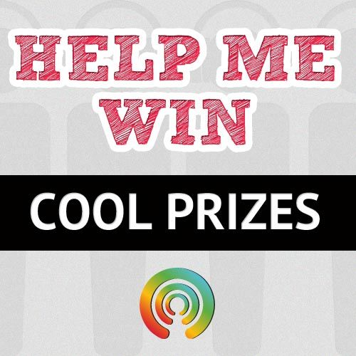 Help me win a cool prize by joining stereomood.com! Register now to take part in the competition yourself!