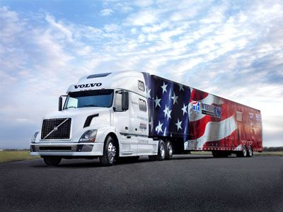 Mack Trucks and Volvo Trucks Continue to Sponsor the Share the Road Program. Details at http://blog.nexttruckonline.com/truck-news/manufacturer-news/mack-trucks-and-volvo-trucks-continue-to-sponsor-the-share-the-road-program/