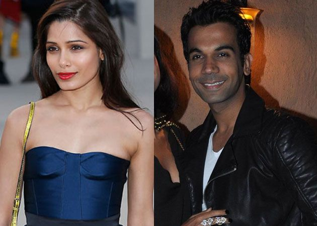 Freida Pinto is down-to-earth: Raj Kumar Yadav