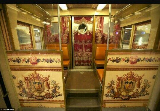 Vagón de lujo