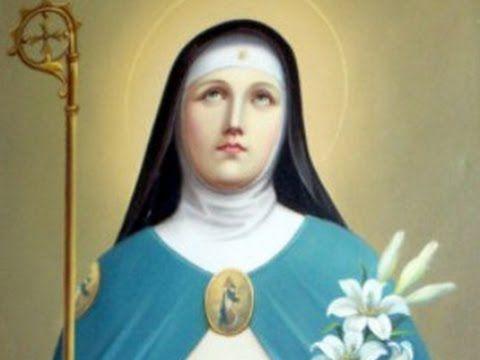 Santa Angela de Foligno,4 de Enero,Vidas Ejemplares
