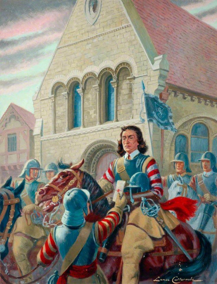 Oliver Cromwell English Civil War 16th 17th Century
