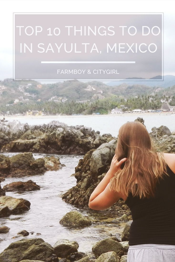 A quick list of things to do while exploring #Sayulita # Mexico