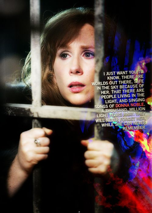 :( She has the most upsetting ending.: Donna And The Doctors, Best Friends, The Universe, Doctors Donna, Doctordonna, Rose And Donna, Doctors Companion, Favorite Companion, Best Of Donna Noble
