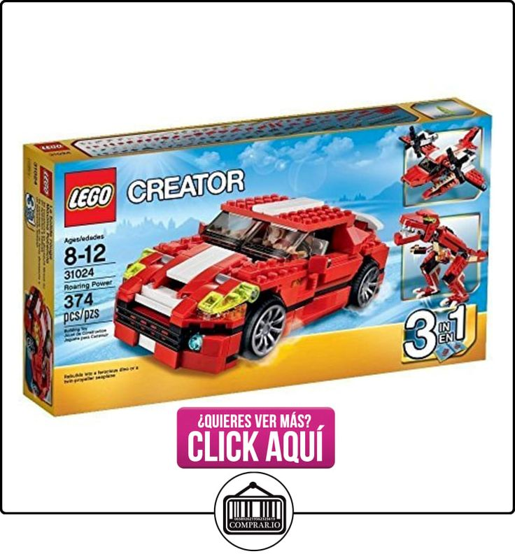 Building Toy Lego 31024 Creator 374 Pieces Roaring Power by Unknown  ✿ Lego - el surtido más amplio ✿ ▬► Ver oferta: http://comprar.io/goto/B01C6MF7PM